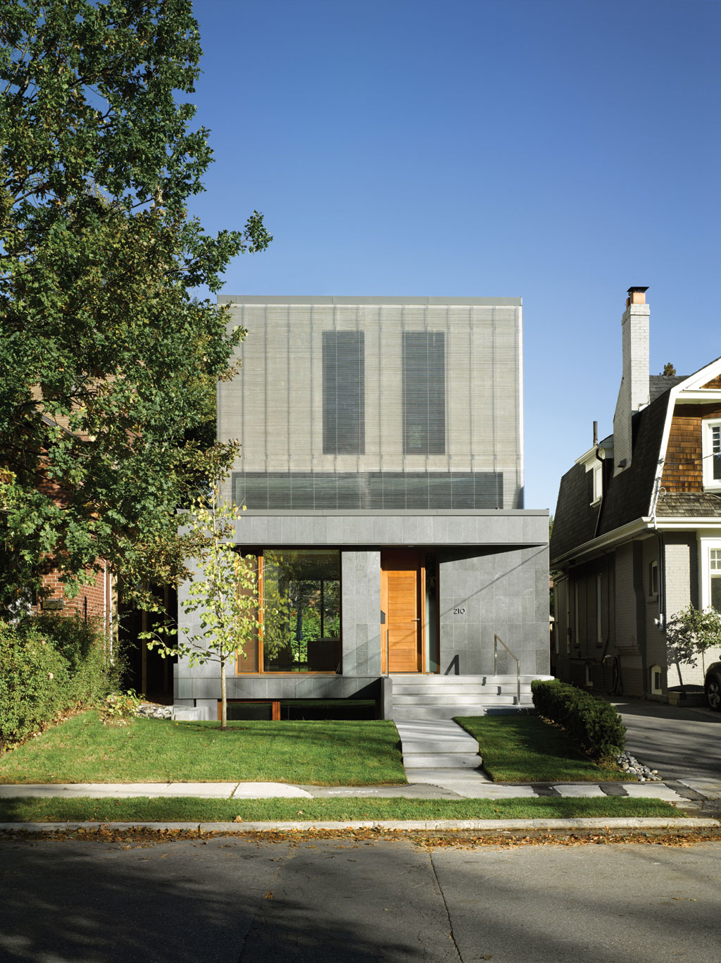 Counterpoint House by Paul Raff Studio Architects (1)