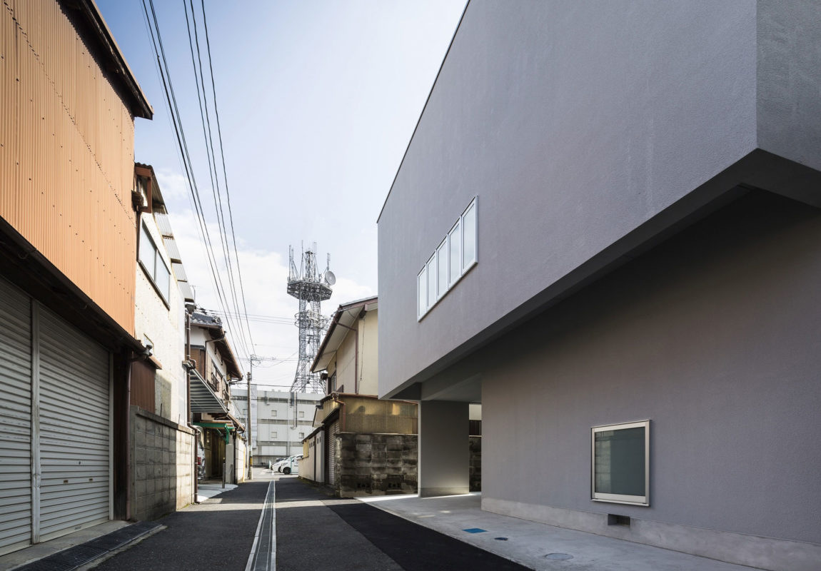 Cozy Home by FORM / Kouichi Kimura Architects (1)