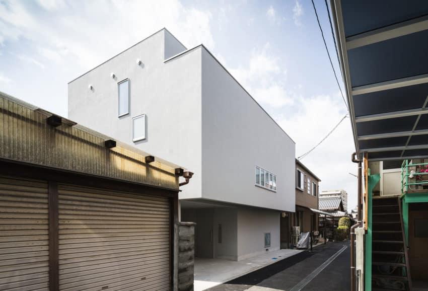 Cozy Home by FORM / Kouichi Kimura Architects (2)