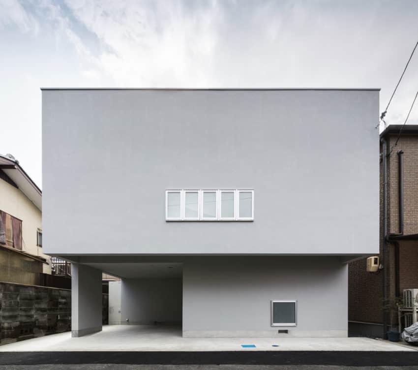 Cozy Home by FORM / Kouichi Kimura Architects (3)