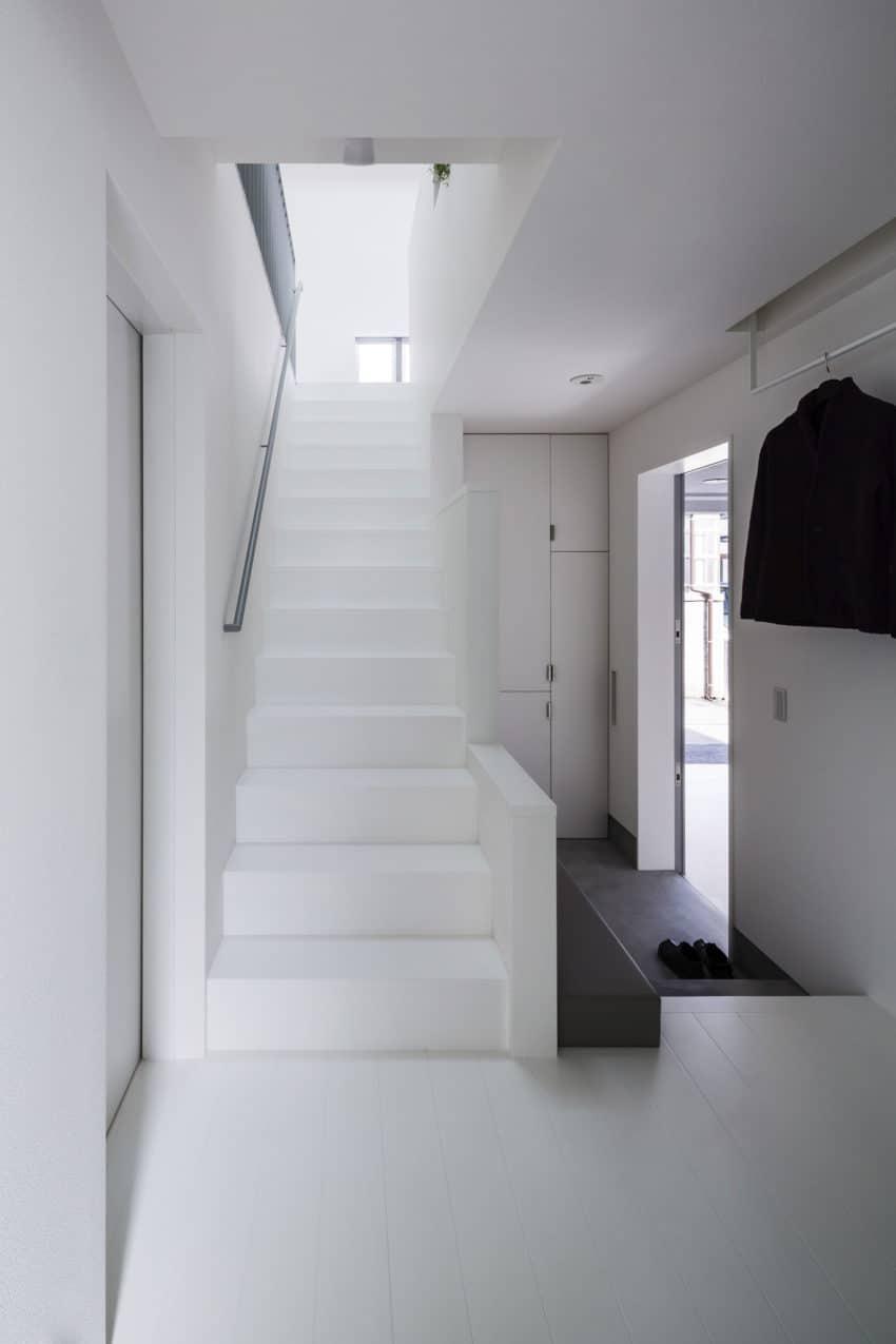 Cozy Home by FORM / Kouichi Kimura Architects (5)