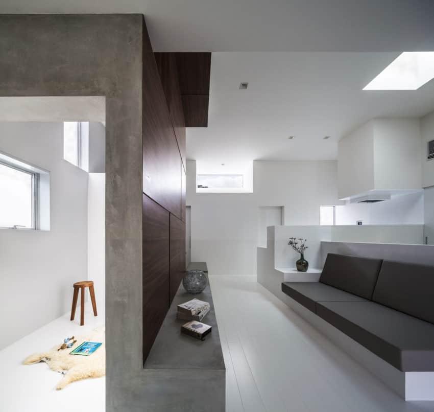 Cozy Home by FORM / Kouichi Kimura Architects (8)
