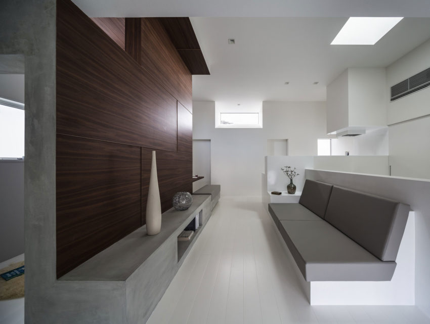 Cozy Home by FORM / Kouichi Kimura Architects (9)