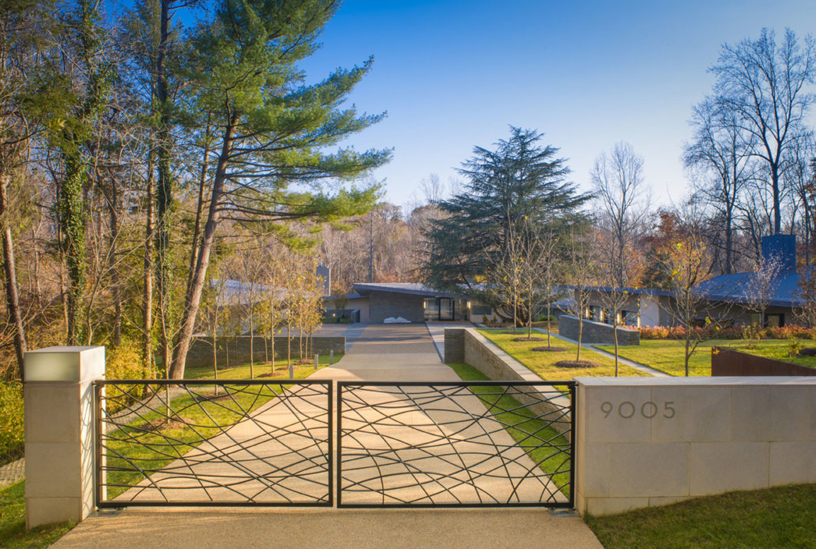 Difficult Run Residence by Robert M. Gurney Architect (1)
