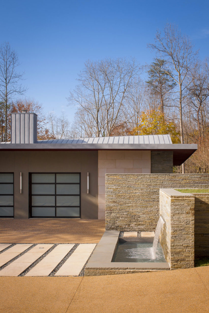 Difficult Run Residence by Robert M. Gurney Architect (5)