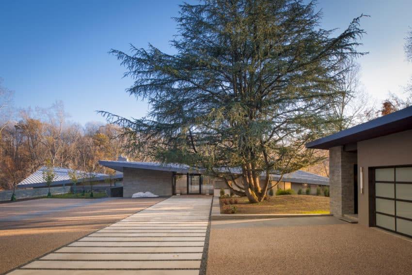 Difficult Run Residence by Robert M. Gurney Architect (6)