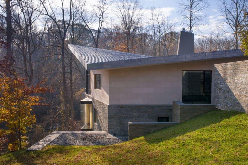 Difficult Run Residence by Robert M. Gurney Architect (7)