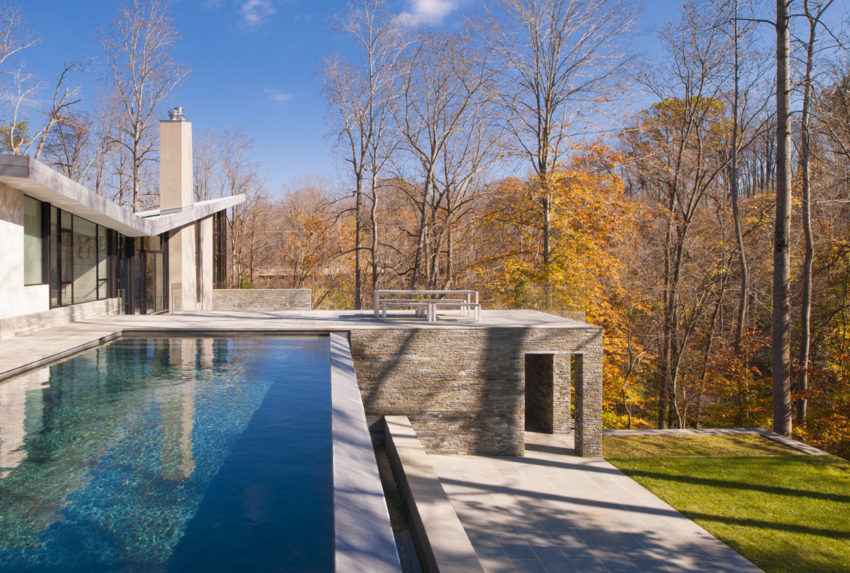 Difficult Run Residence by Robert M. Gurney Architect (8)