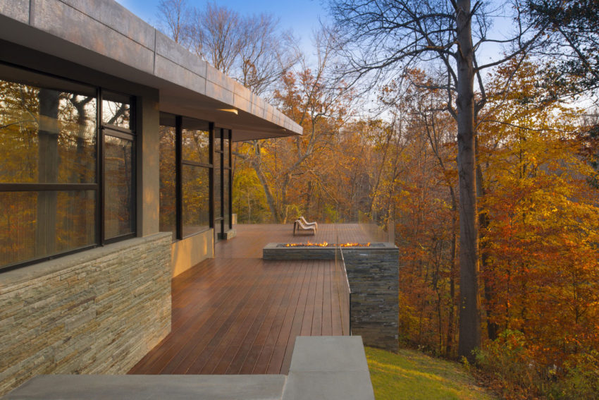Difficult Run Residence by Robert M. Gurney Architect (9)