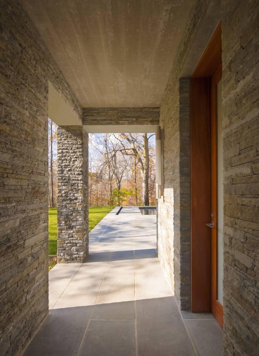 Difficult Run Residence by Robert M. Gurney Architect (10)