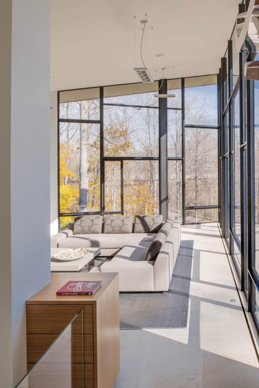 Difficult Run Residence by Robert M. Gurney Architect (11)