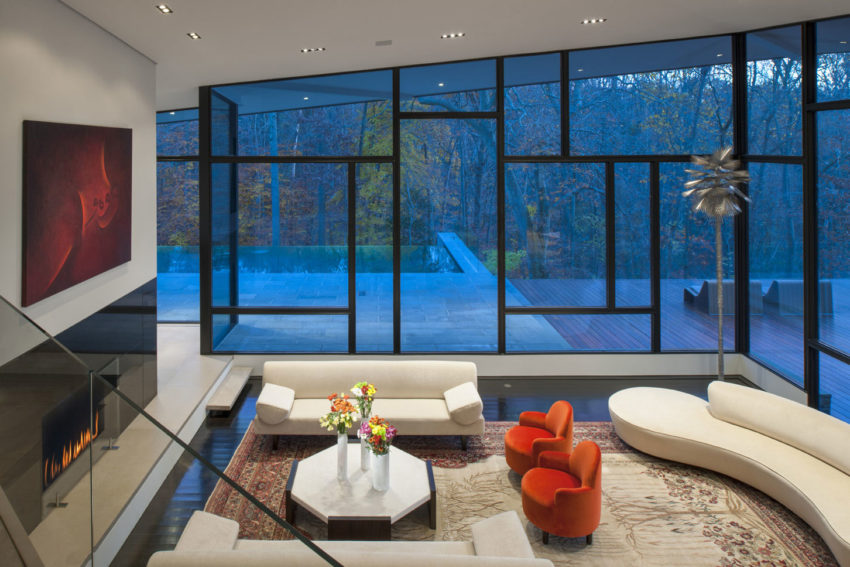 Difficult Run Residence by Robert M. Gurney Architect (21)