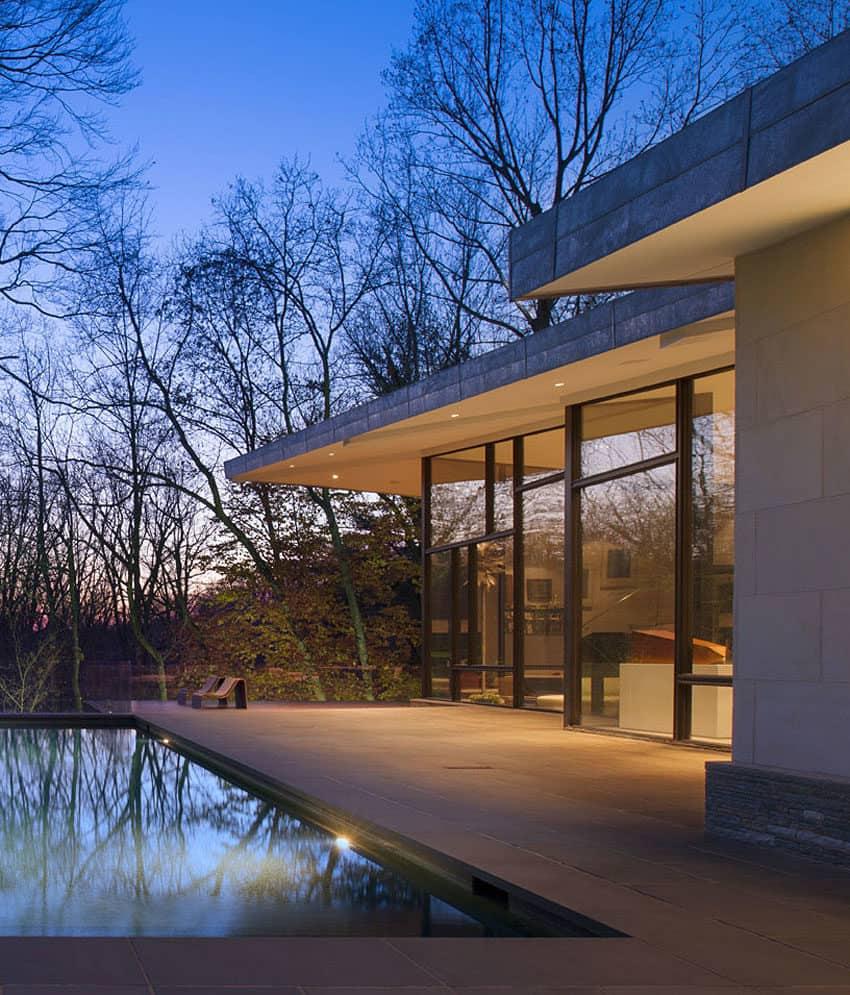 Difficult Run Residence by Robert M. Gurney Architect (22)
