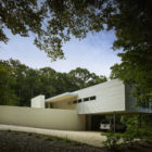 Green Woods House by Stelle Lomont Rouhani Architects (2)