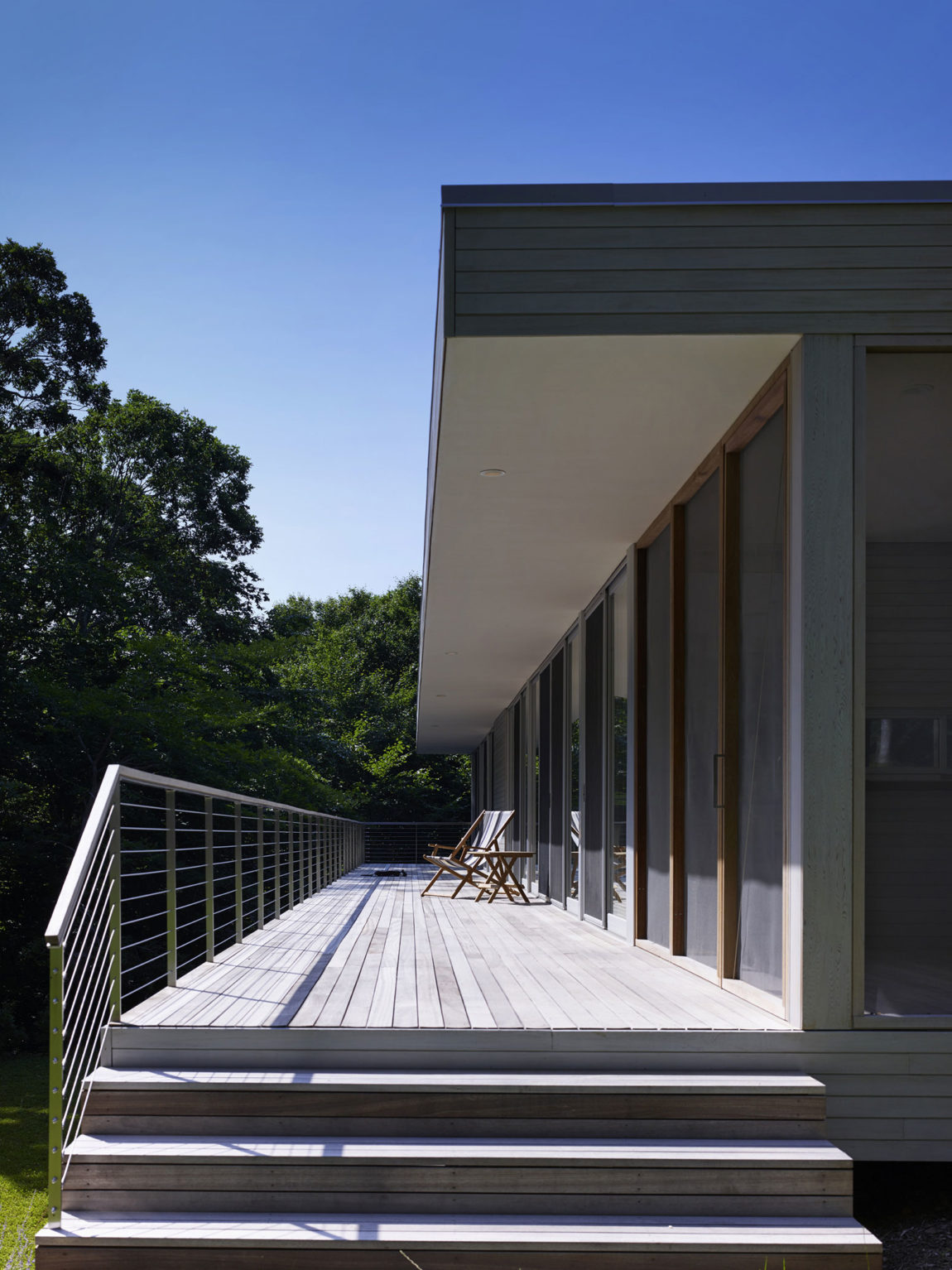 Green Woods House by Stelle Lomont Rouhani Architects (7)