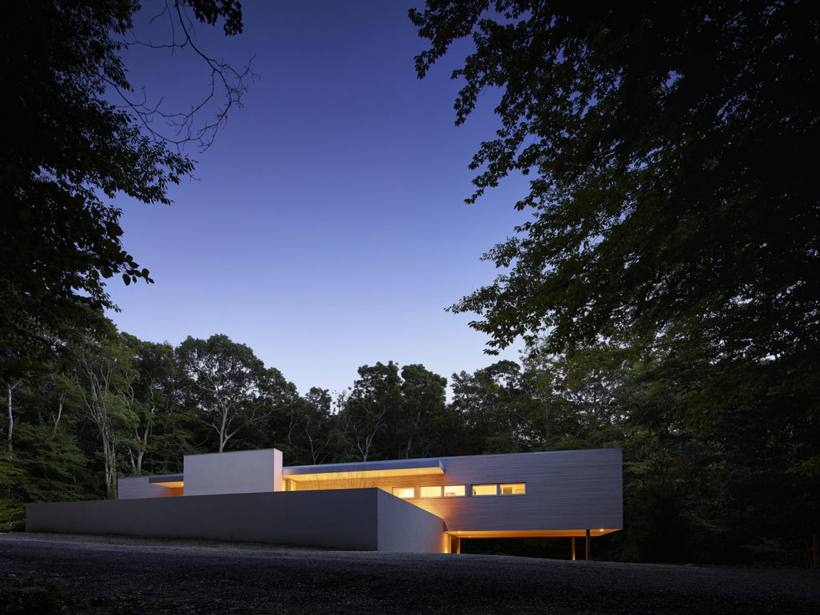 Green Woods House by Stelle Lomont Rouhani Architects (13)