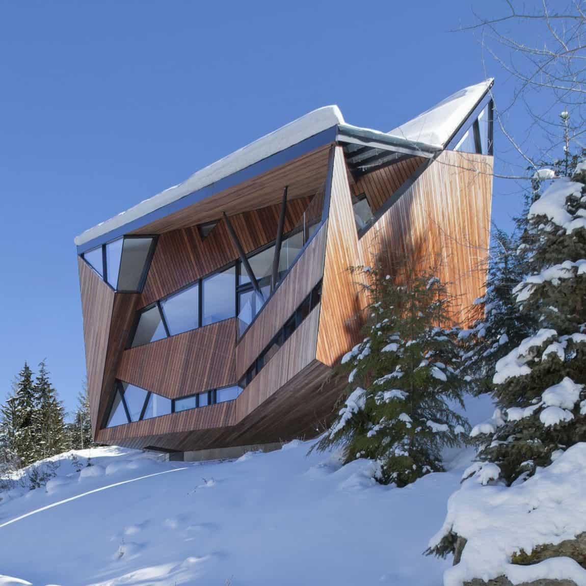 Hadaway House by Patkau Architects (4)