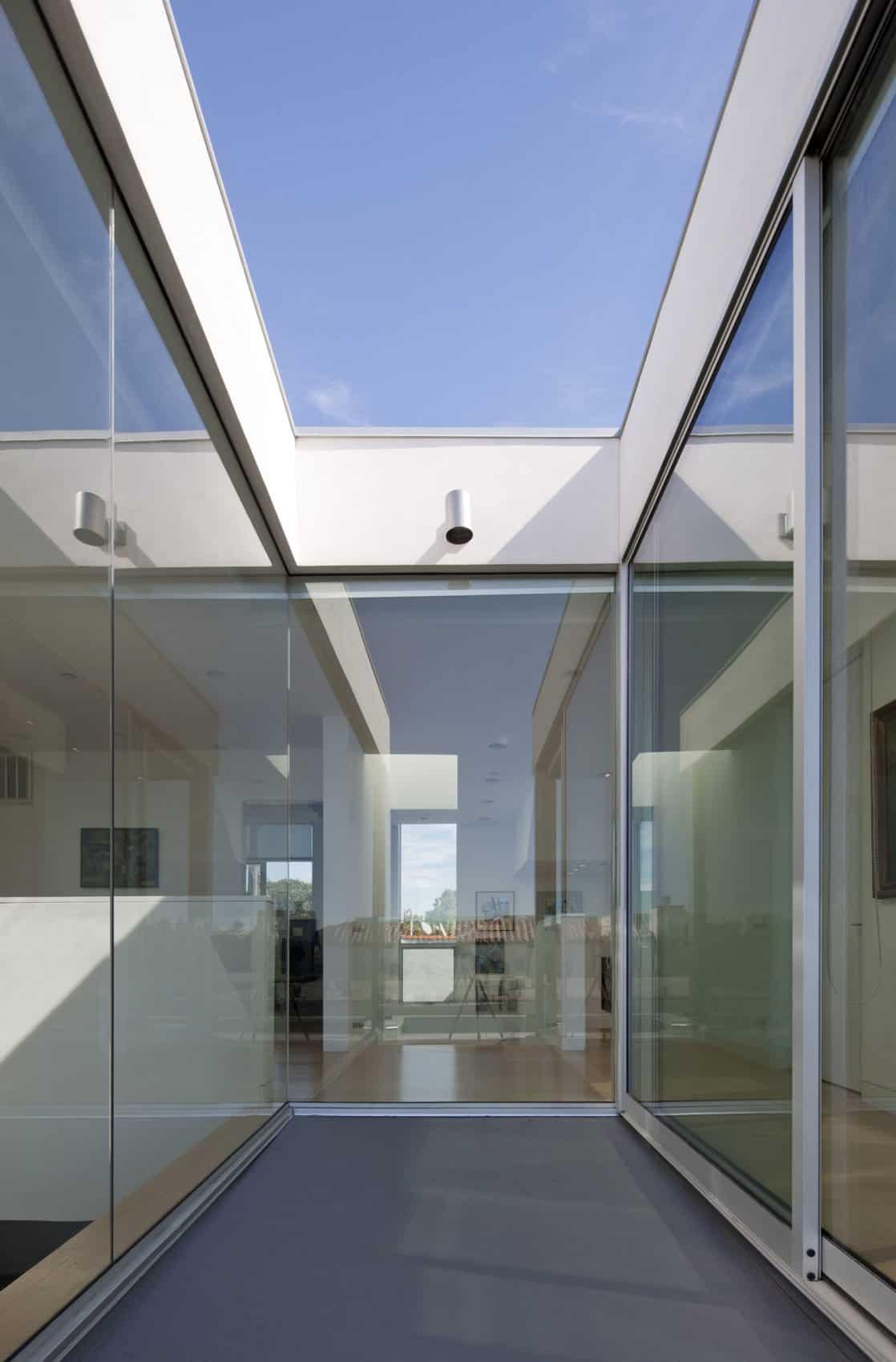 Holleb Residence by John Friedman Alice Kimm Architects (1)