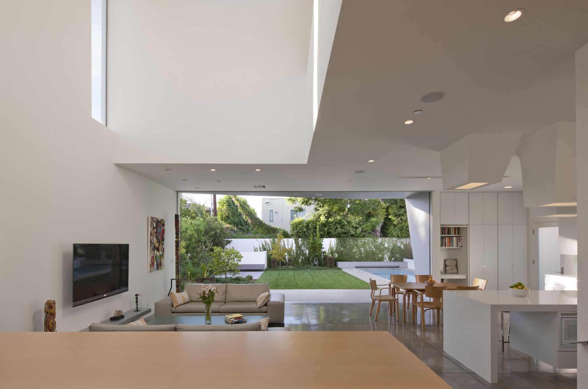 Holleb Residence by John Friedman Alice Kimm Architects