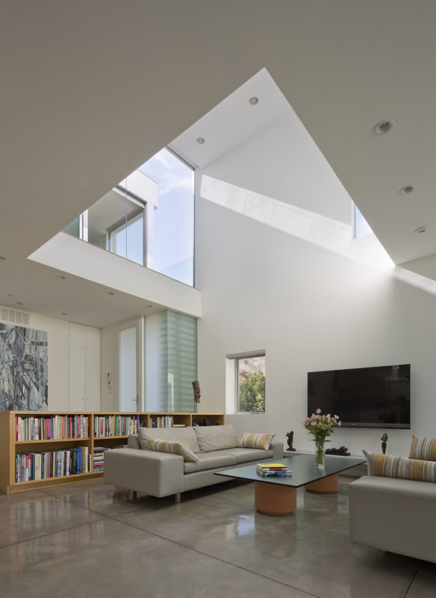 Holleb Residence by John Friedman Alice Kimm Architects (3)