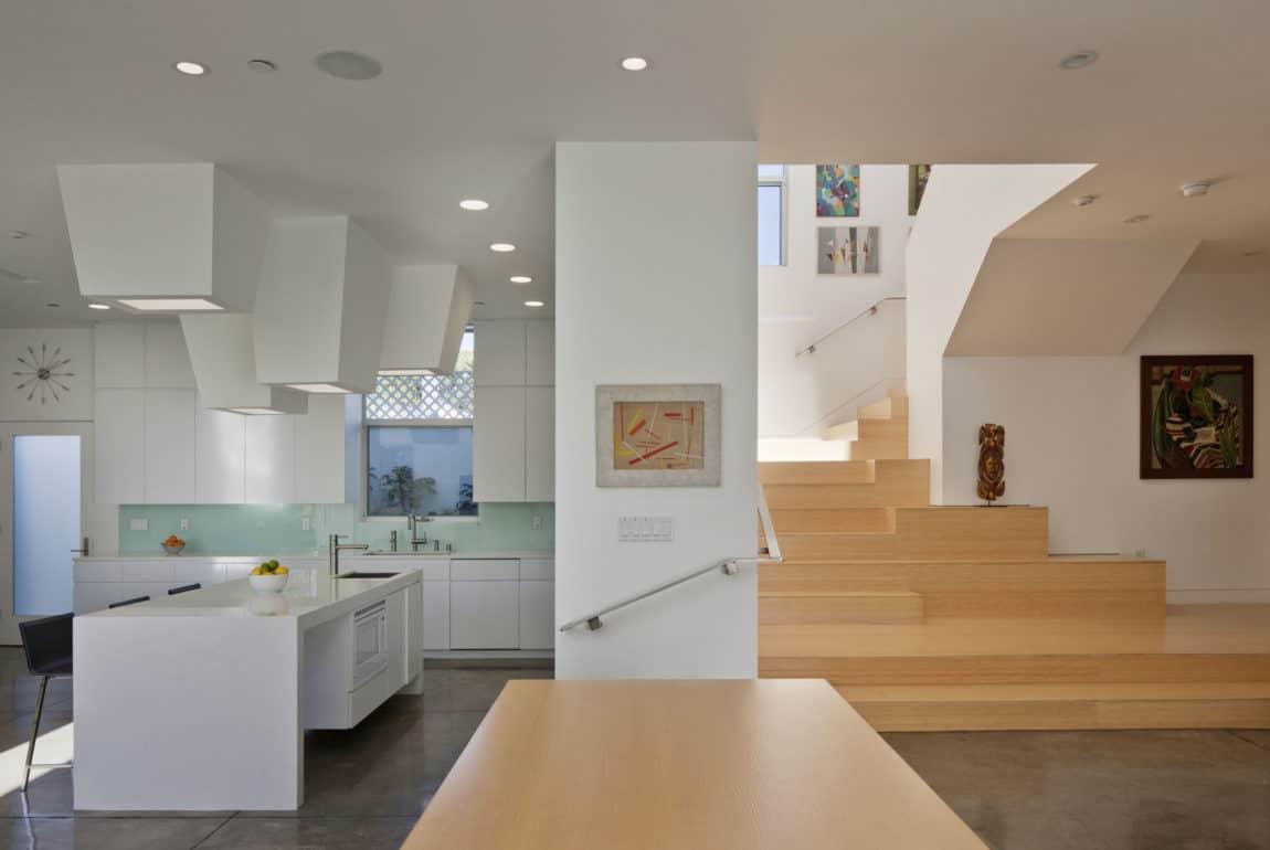 Holleb Residence by John Friedman Alice Kimm Architects (5)