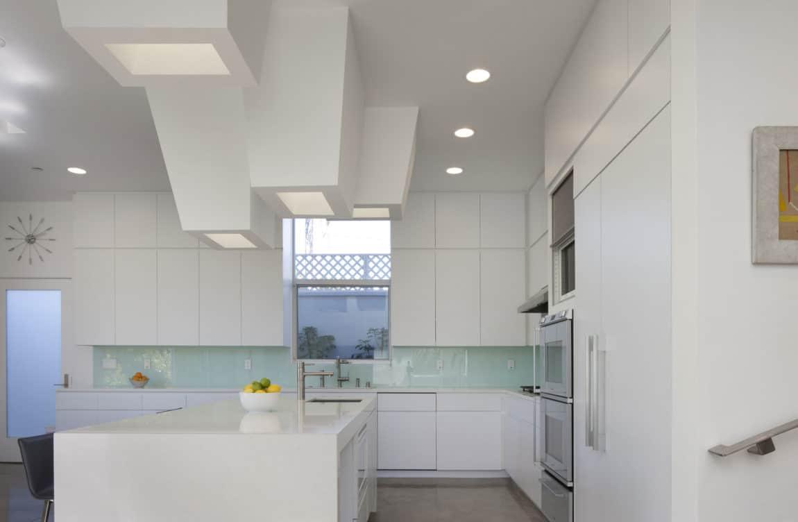 Holleb Residence by John Friedman Alice Kimm Architects (6)