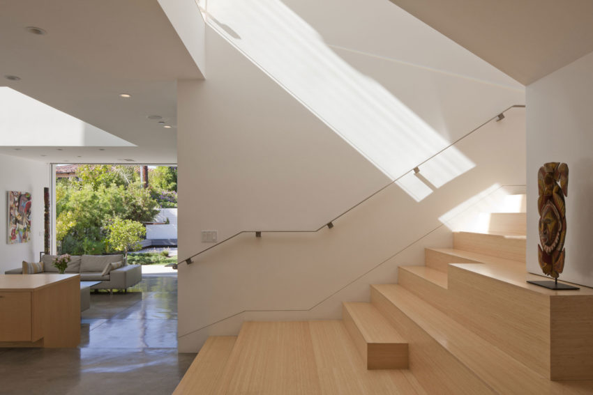 Holleb Residence by John Friedman Alice Kimm Architects (7)