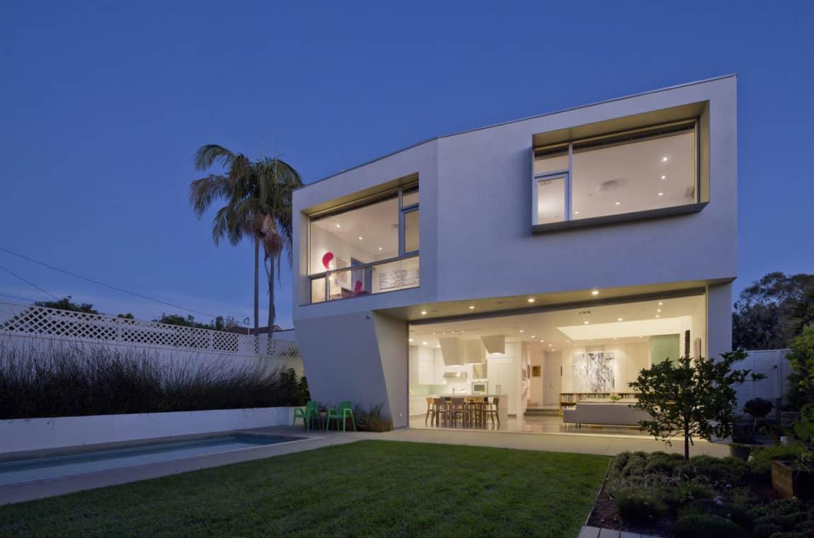 Holleb Residence by John Friedman Alice Kimm Architects (9)