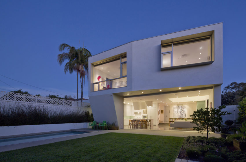 Holleb Residence by John Friedman Alice Kimm Architects (9)
