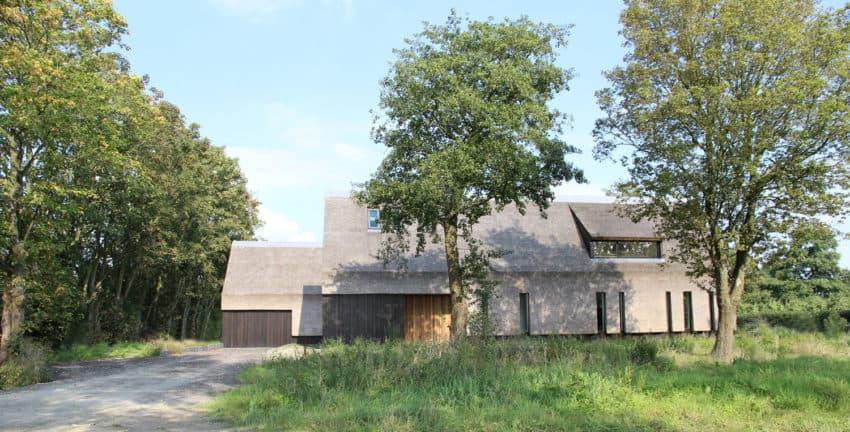 Home in Goes by grassodenridder_architecten (1)