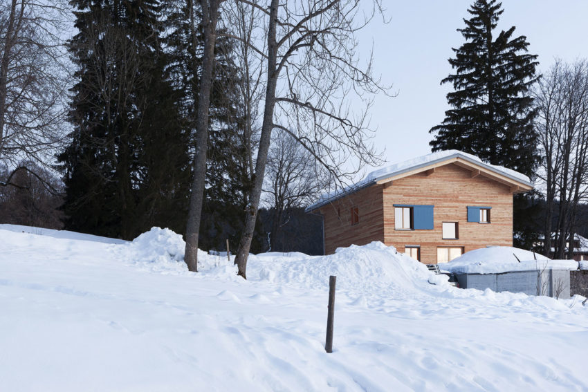 Home in L'Abbaye by Kunik de Morsier architectes (3)