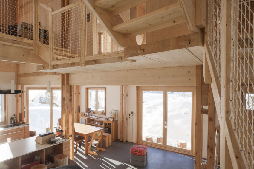 Home in L'Abbaye by Kunik de Morsier architectes (8)