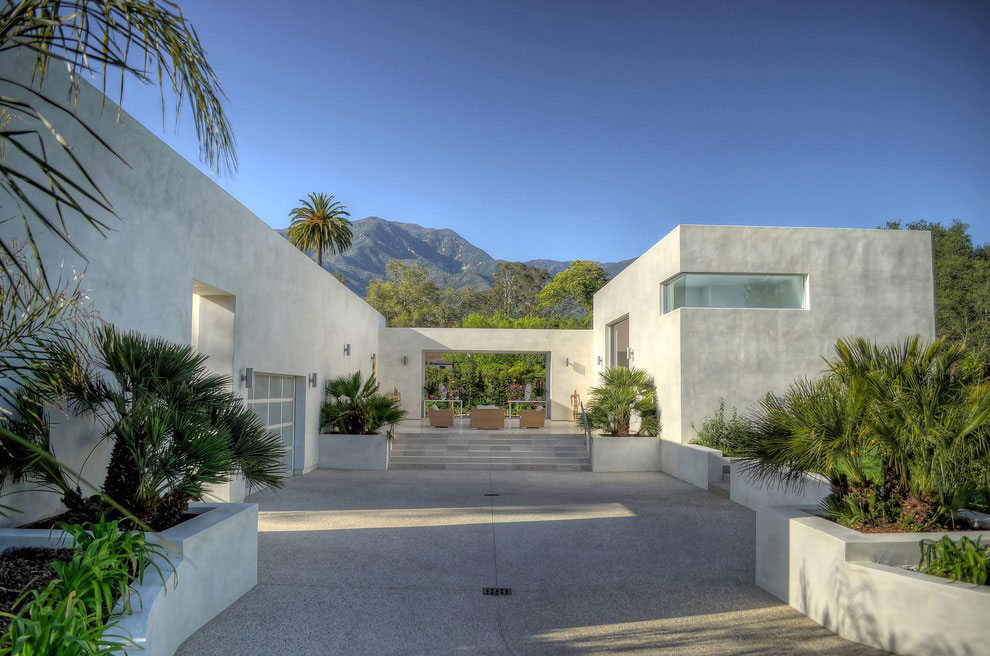 Home in Montecito by The Warner Group Architects (3)