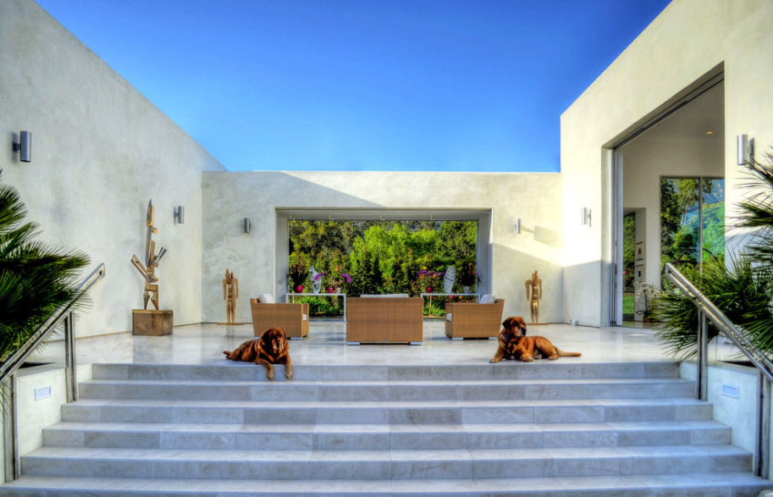 Home in Montecito by The Warner Group Architects (4)