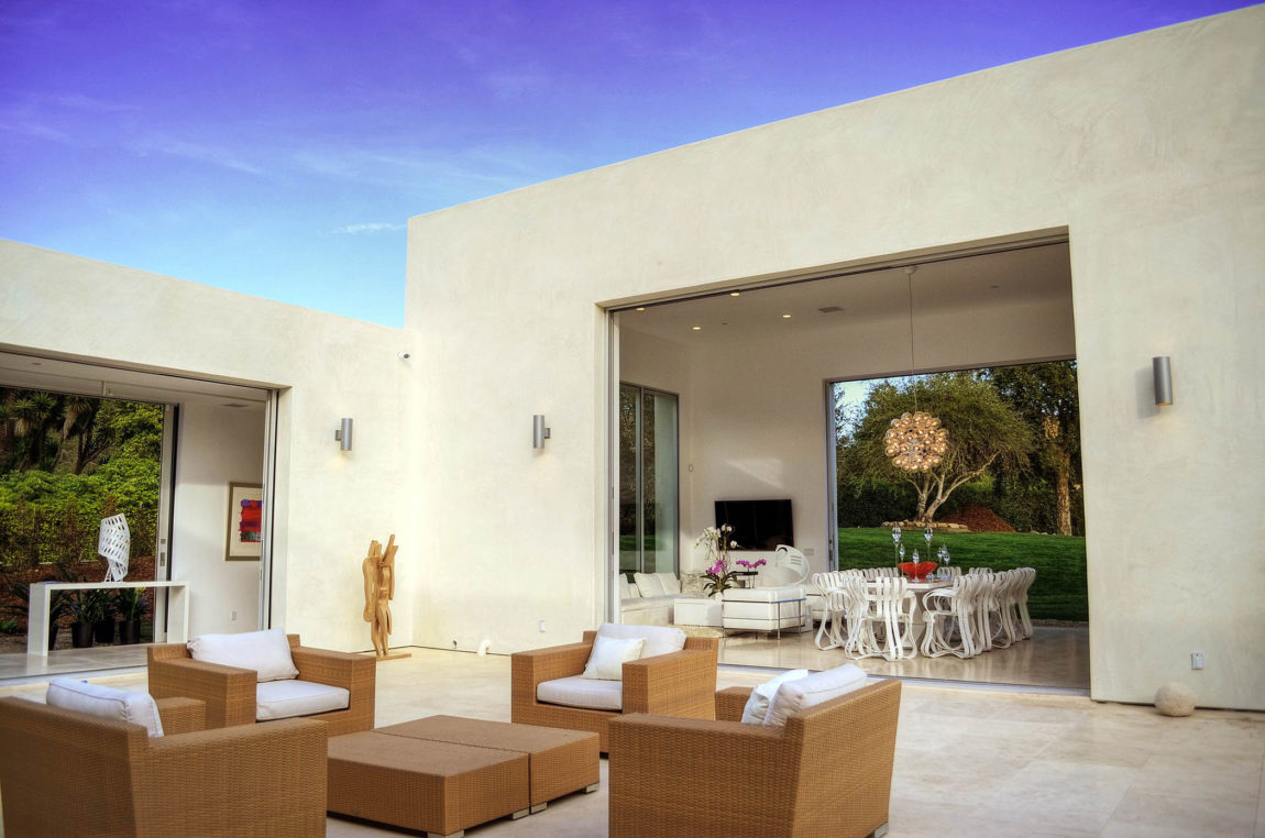 Home in Montecito by The Warner Group Architects (7)