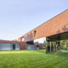 Living-Garden House in Katowice by KWK Promes (2)