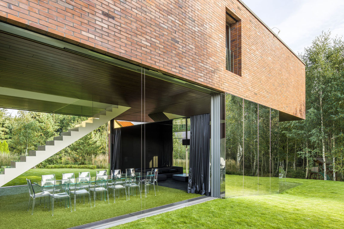 Living-Garden House in Katowice by KWK Promes (4)
