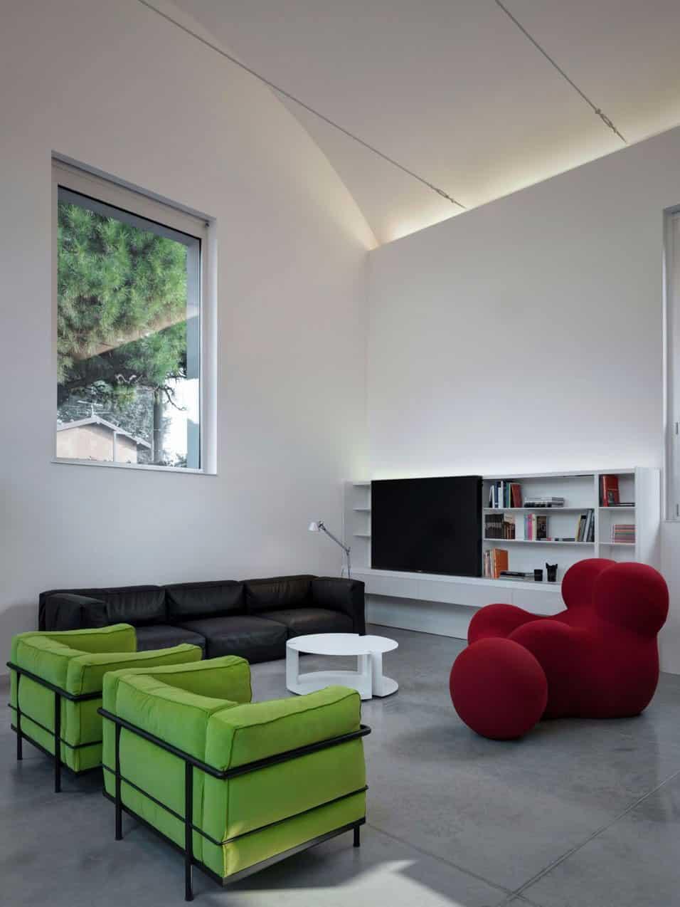 Loft PAR by Buratti Architetti (2)