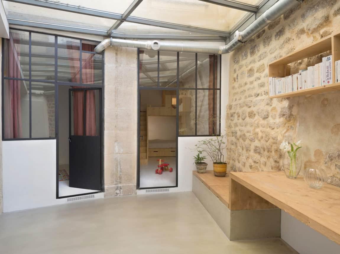 Loft in Paris by Maxime Jansens (14)