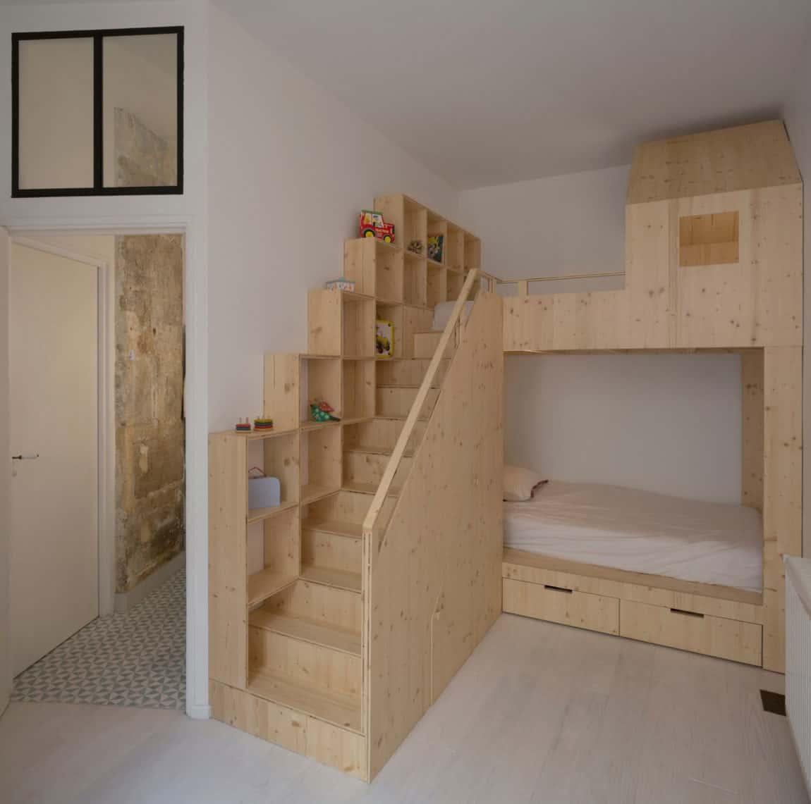 Loft in Paris by Maxime Jansens (18)