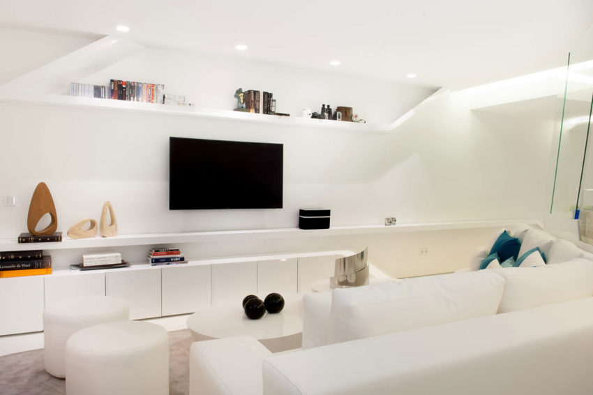 Madrid Penthouse by A-cero (2)