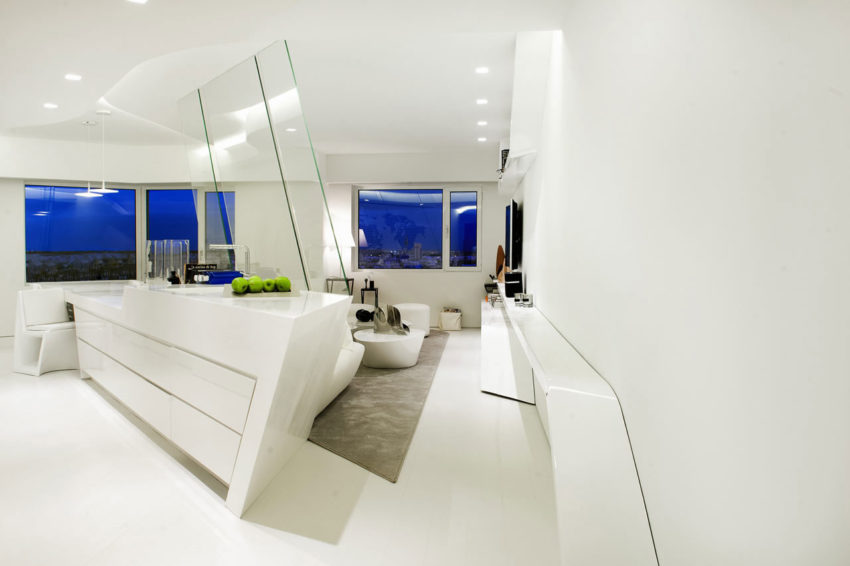 Madrid Penthouse by A-cero (7)