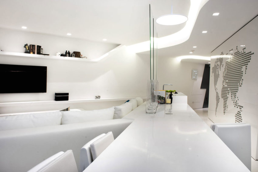Madrid Penthouse by A-cero (11)