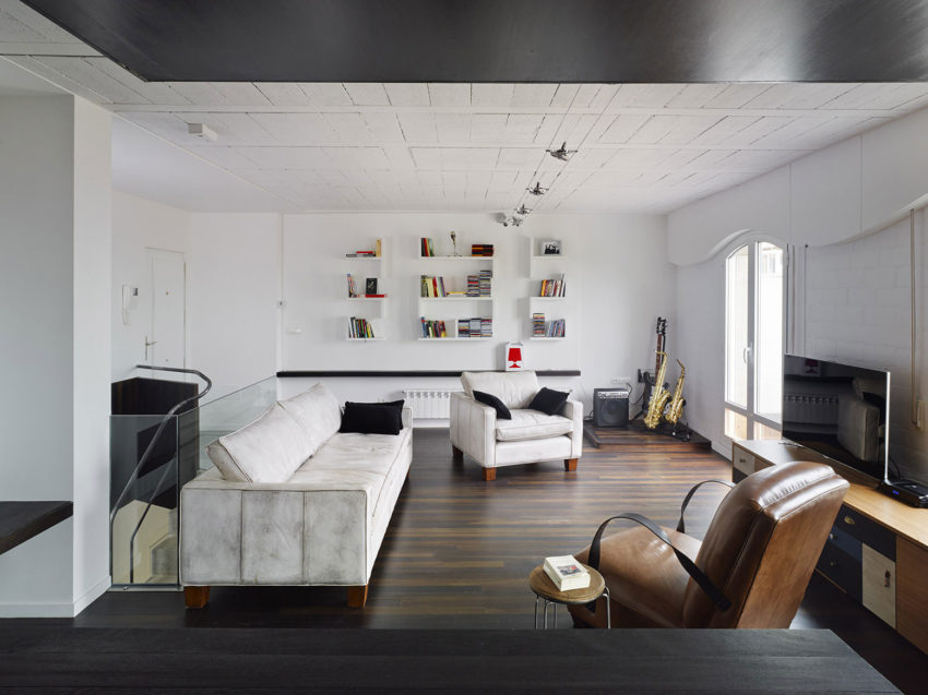 Refurbishment of Duplex by Ameneiros Rey HH Arquitectos (2)