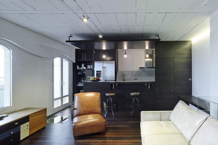 Refurbishment of Duplex by Ameneiros Rey HH Arquitectos (4)
