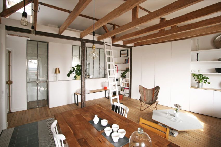 Renovation of an Apartment in Paris by Atelier DCCP (18)
