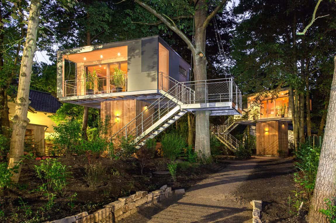 Urban Treehouse by baumraum (13)