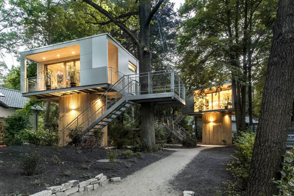 Urban Treehouse by baumraum (14)