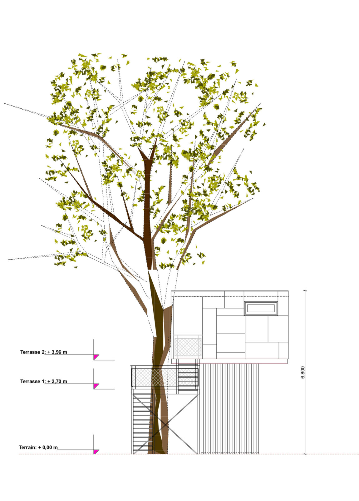 Urban Treehouse by baumraum (18)