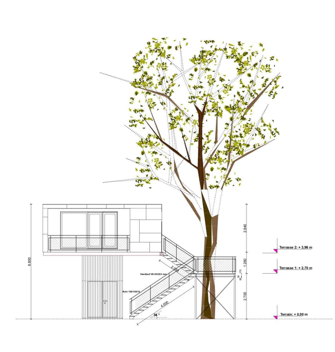 Urban Treehouse by baumraum (21)